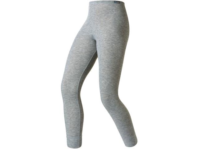 Odlo WARM Pantalon Long Enfant, grey melange